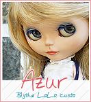 Nouch' family / Flovèn dévoilée (full custom) / p33 - 09/05 - Page 6 Azur